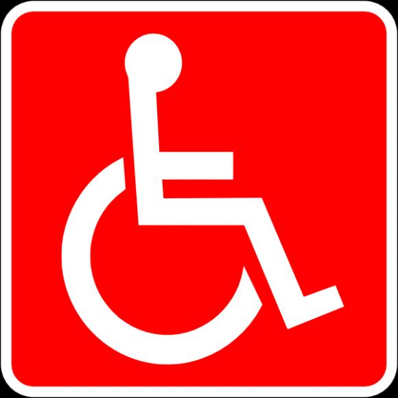 Permis pour personnes à mobilité réduite